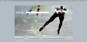 Bing Winter Olympics Upgrade - It is all about Vancouver 2010 here